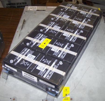 HP/Compaq R3000XR UPS Becomes a PriUPS