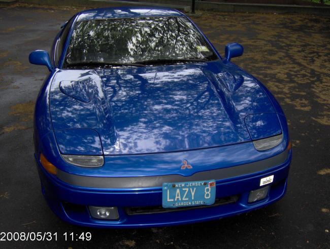 Mitsubishi 300gt Vr4. The Mitsubishi 3000GT VR4